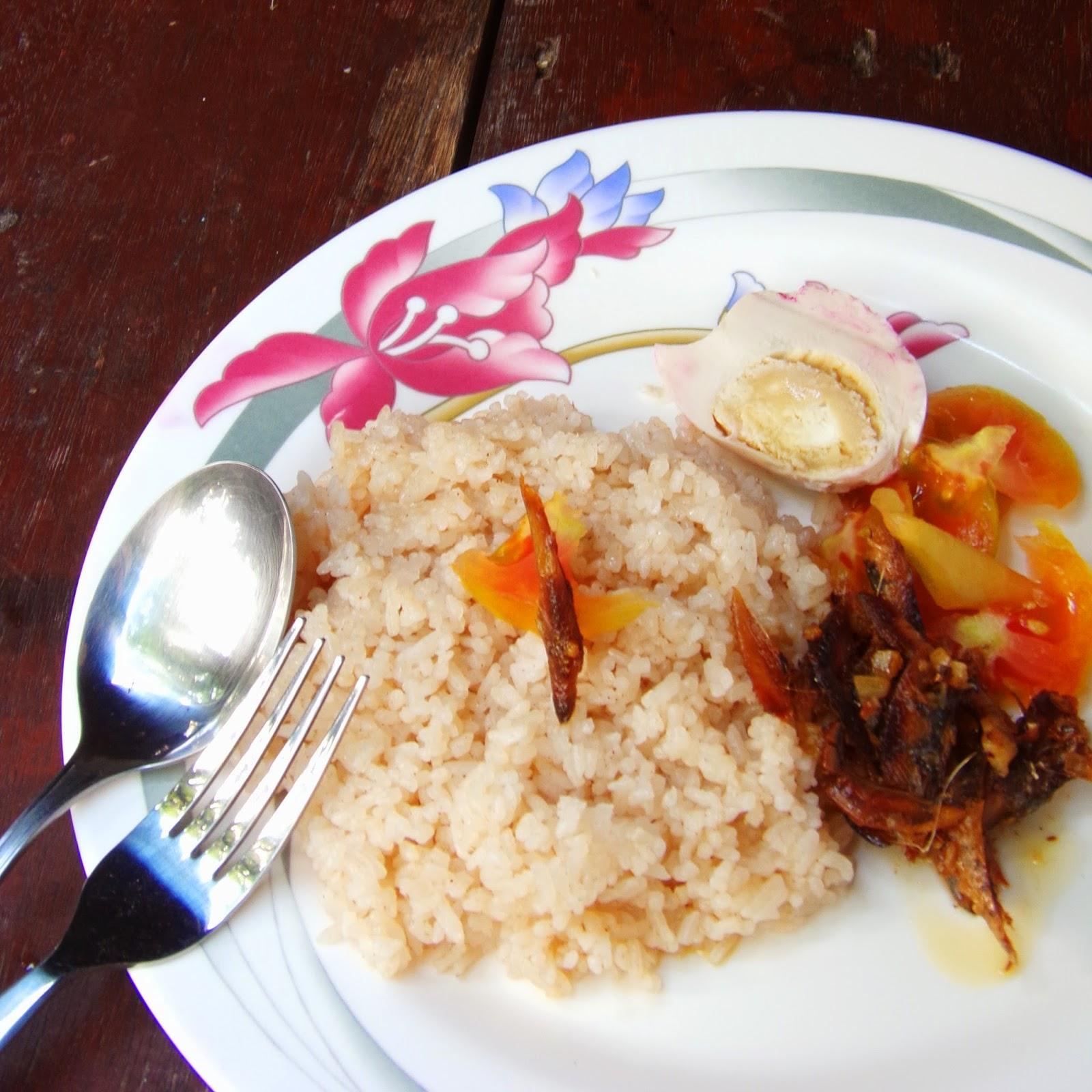 seasoned rice, sinigang rice, quick rice recipes, simple rice recipes, filipino recipe