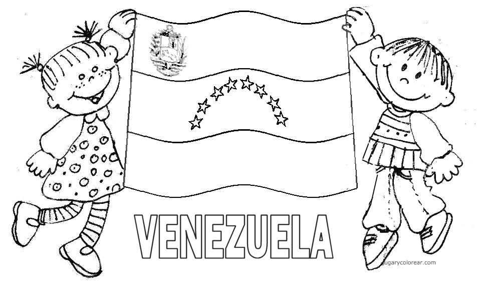 Simbolos Patrios Del Estado Miranda Para Colorear Imagenes Mejor ...
