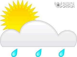 ucapan selamat pagi saat hujan