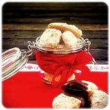 Recetas de Navidad - Merenguitos de Coco sin Gluten
