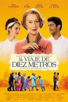 descargar Un Viaje de Diez Metros en Español Latino