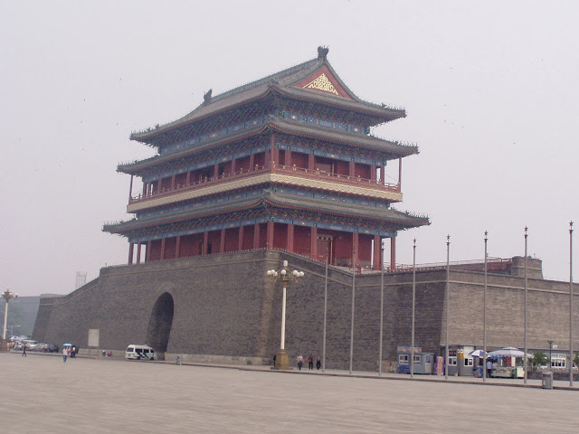 Zhengyanmen Gate Beijing