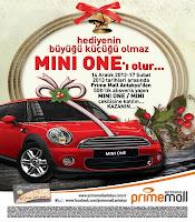 Prime-Mall-Antakya-AVM-Mini-One-Çekiliş-Kampanyası