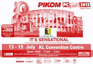 Pikom PC Fair 2012