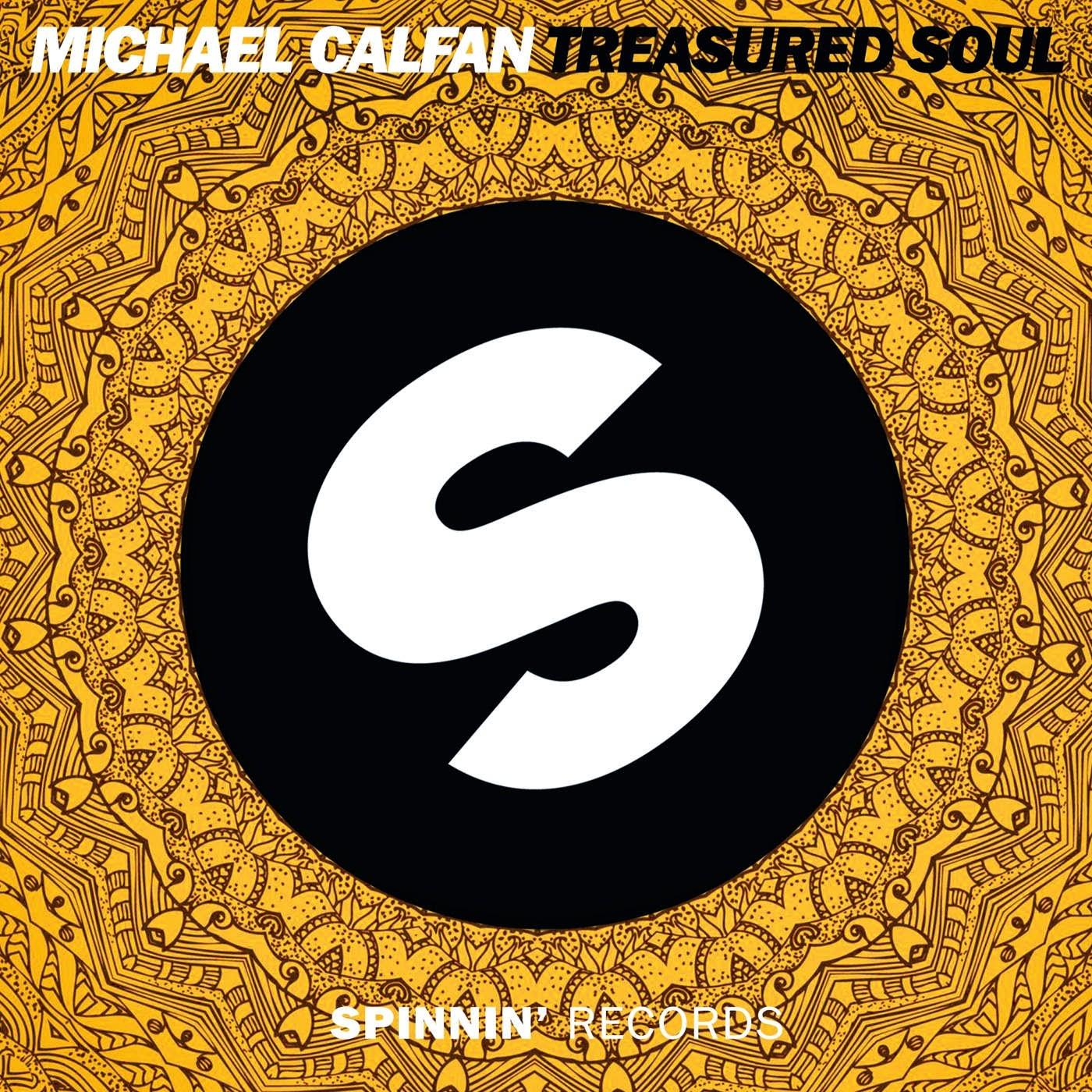 Michael Calfan – Treasured Soul - Single Cover