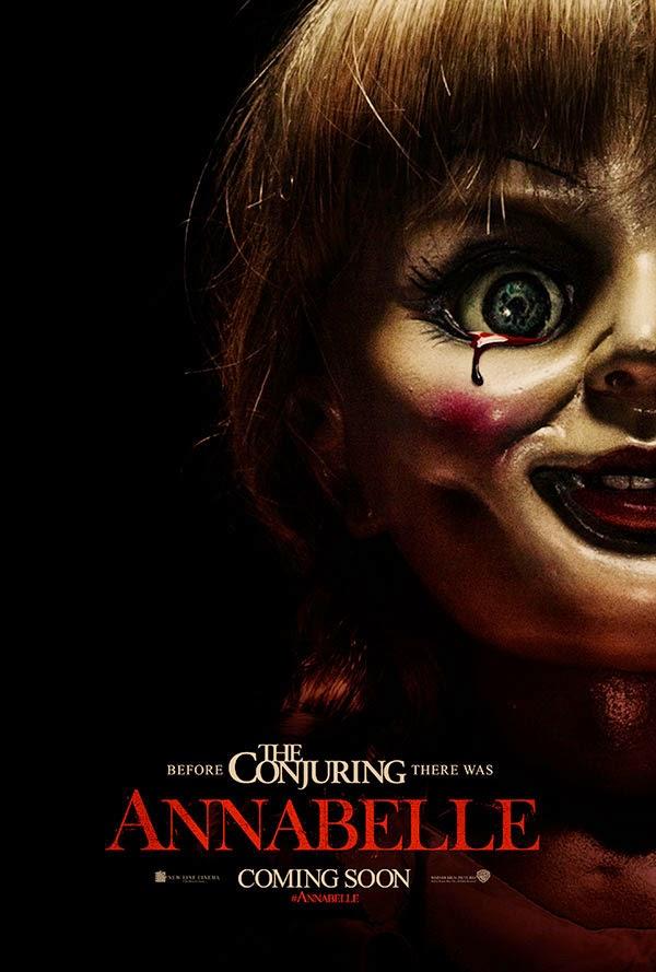 Búp Bê Annabelle -
