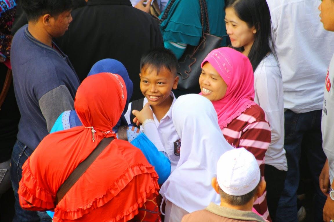 Seleksi Penerimaan Siswa Baru MTsN 33 Jakarta Timur
