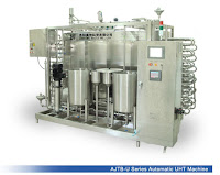 Complete Milk Processing Plants