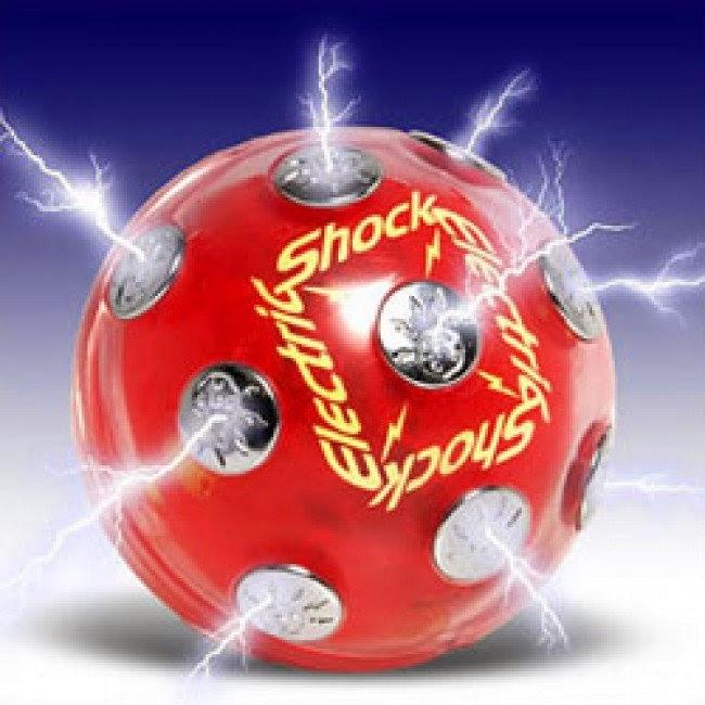 Juego Patata Caliente Shock Ball