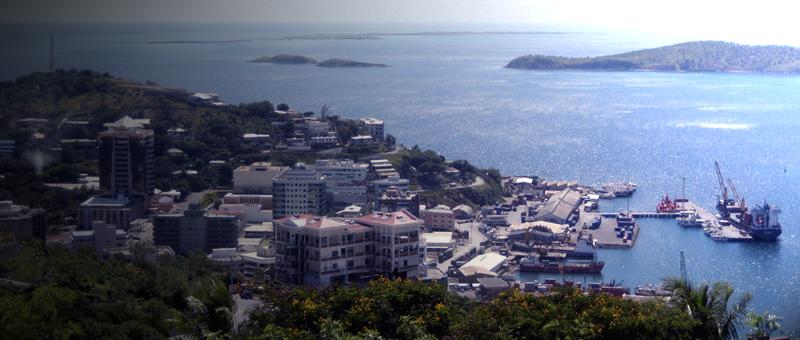 ibu kota papua nugini