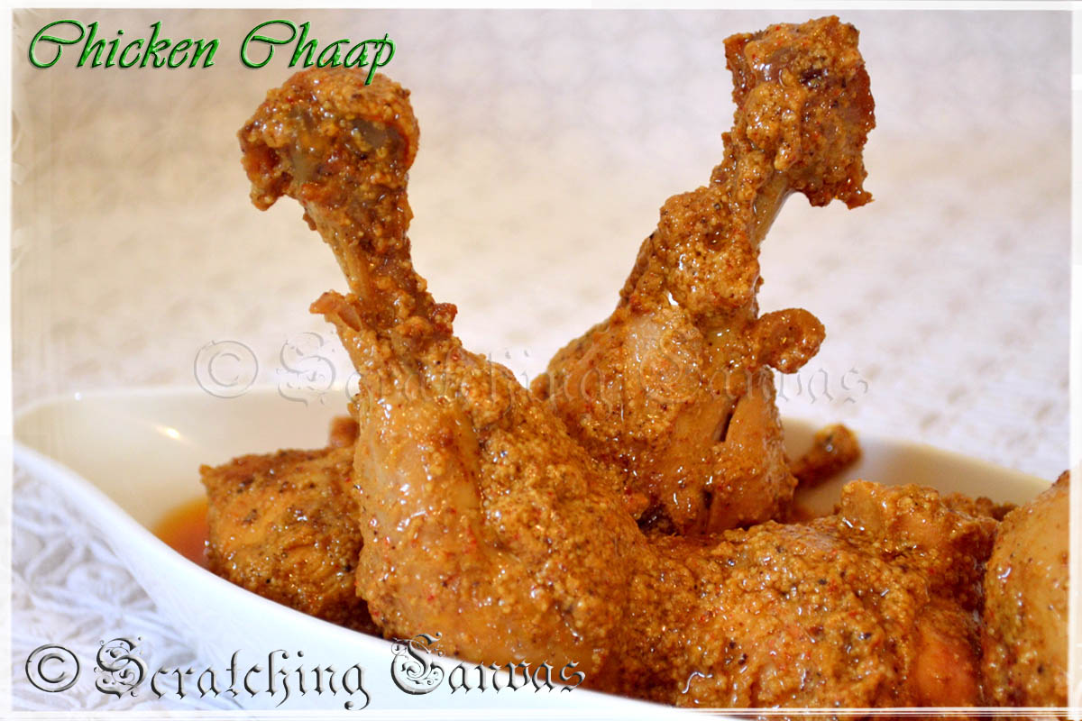 Behance bengali chicken chaap kolkata arsalan style forumfinder Image collections