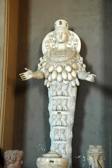 Cybele-goddess -of-fertility-Vatican-Museums