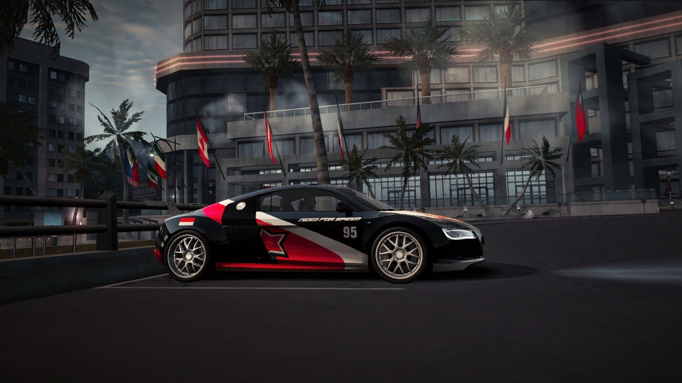 audi r8 5.2L nfsworld wallpaper