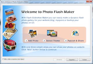 Photo Flash Maker - auxiliar