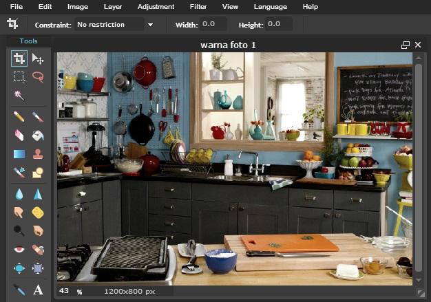 Cara Mudah Memperbaiki Warna Pada Foto