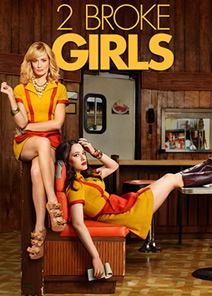 2 Broke Girls 5° Temporada Torrent Legendado (2015)