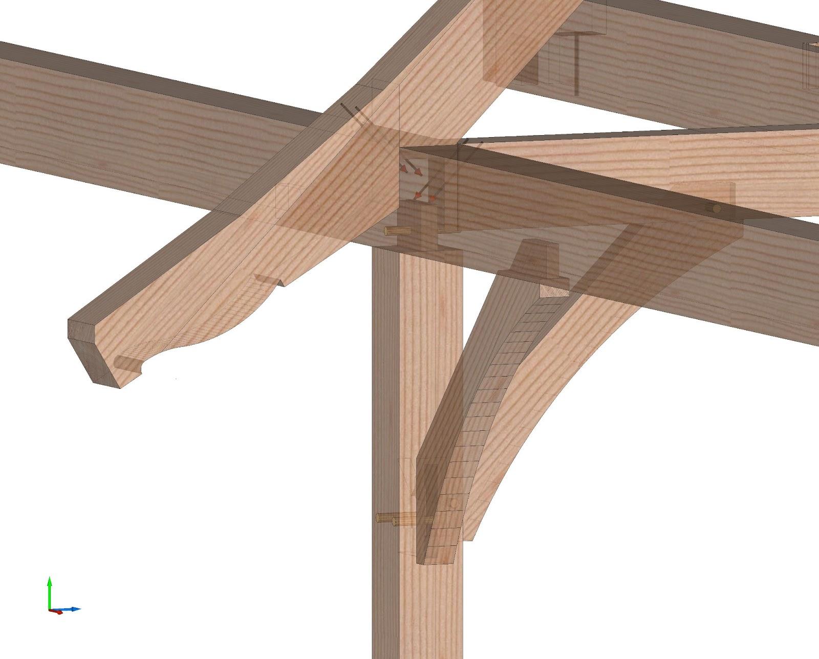 Timber Frame Design January 2013