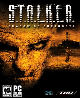 Stalker: Shadow of Chernobyl PC Capa