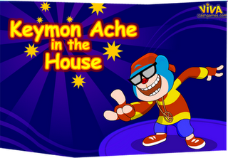Keymon Ache in The House