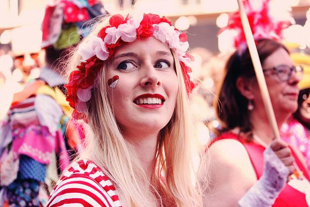 Carnival văn hóa của Berlin
