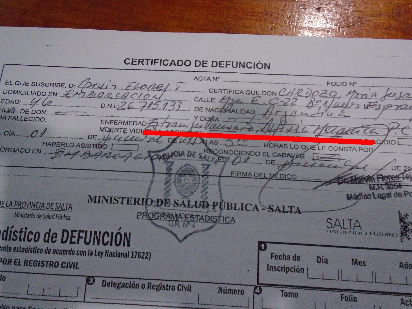 Encantador Certificado De Nacimiento De Estadísticas Vitales Oregon ...