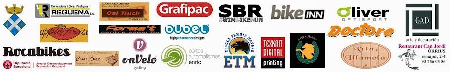 Els nostres patrocinadors: