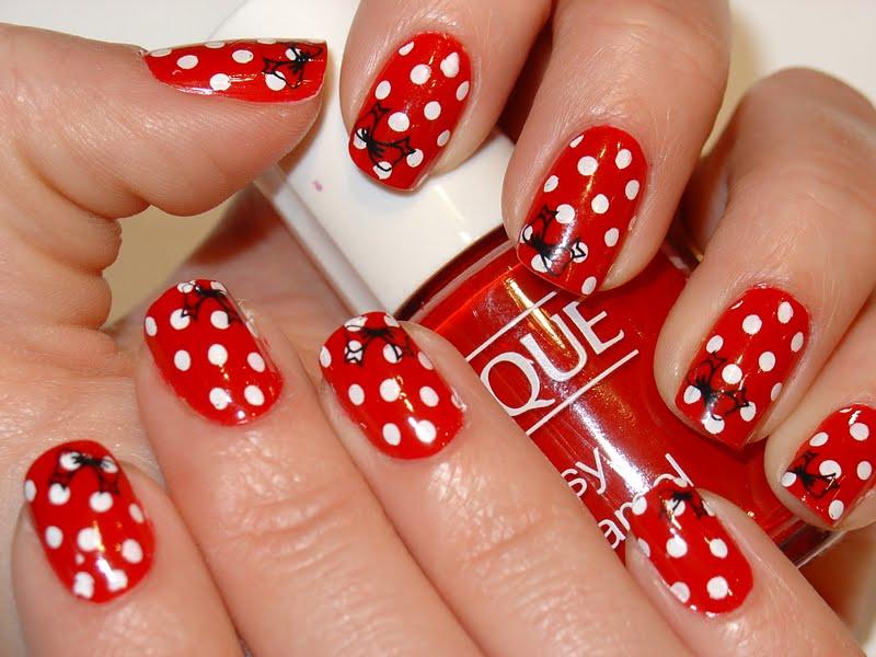 Ma Petite Make Up Blog: Inspiración Minnie Mouse