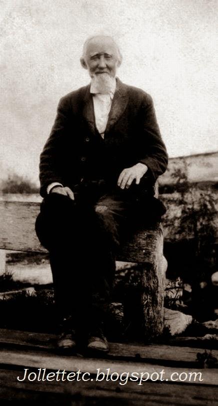 James Franklin Jollett 1836-1930  http://jollettetc.blogspot.com