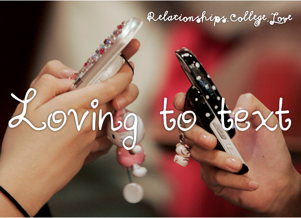 cute texting, texting and relationships, why you shouldn't text, loving to text, cute edits, relationships, India texting