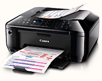 Canon PIXMA MX517 Drivers update