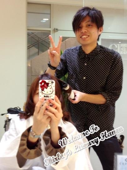 tokyo hair salon