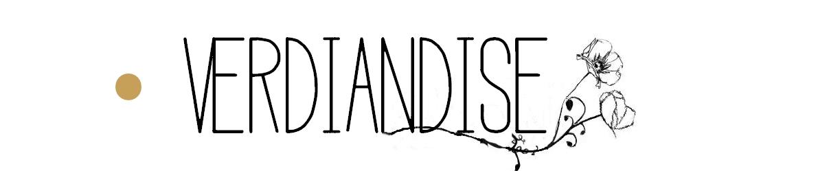 Verdiandise - Blog beauté, mode et bavardage de vie