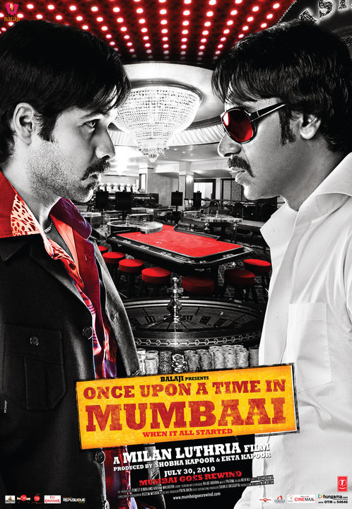 once upon a time in mumbaai 2010 full movie free