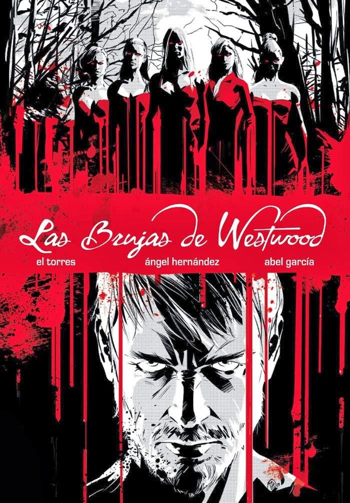 las brujas de westwood comic el torres dibbuks