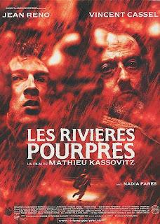 Ver online:Los rios de color purpura (Les Rivières Pourpres) 2000