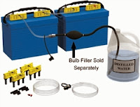 Flow-Rite Battery Watering System