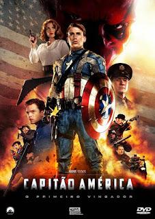 Assistir Capitão América: O Primeiro Vingador Dublado Online HD