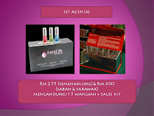 "SET AGEN BIASA ""A"" ( 15 BOTOL WANGIAN + SALES KIT )"