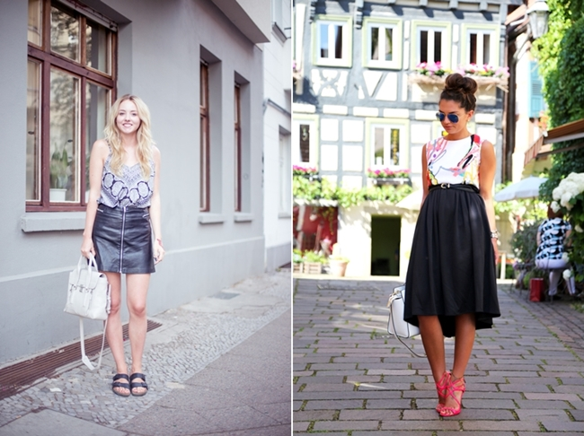 The Limity of Control Laura, Fashion Hippie Loves,  schwarzer Sommerrock, black skirt for summer