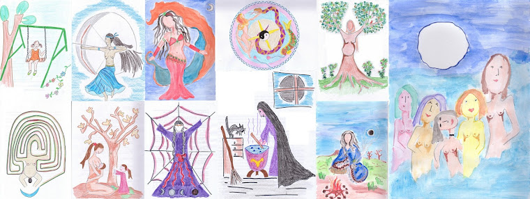 La danza femenina de la vida. Re-nacimiento