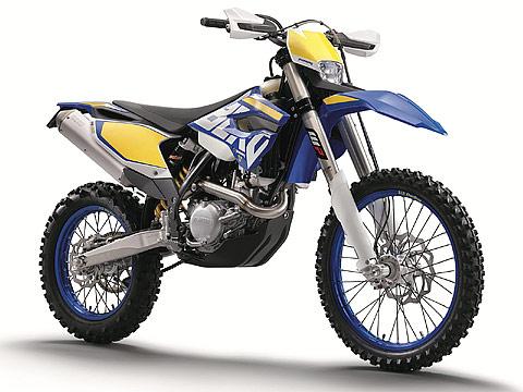Gambar Motor 2014 Husaberg FE450