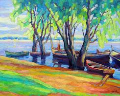 La pintura y las inundaciones