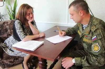 Привлечение военнослужащего к работам не связанным с военной службой