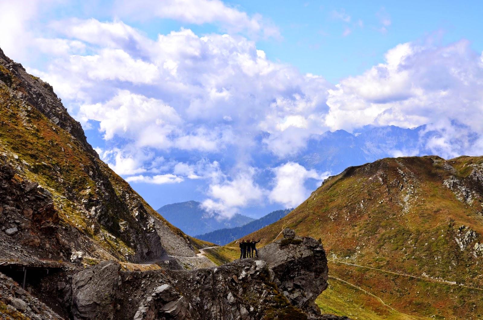 Col de Mines Verbier Randonnée Hike excursión Lac des Vaux