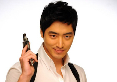 Lee Joon Hyuk Drama City Hunter