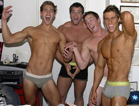 gay straight boys stranded