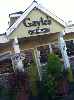 Gayle's Bakery worth a little trip inland from Capitola beach