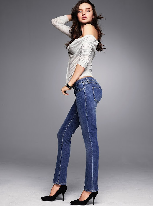 miranda kerr in jeans hot images