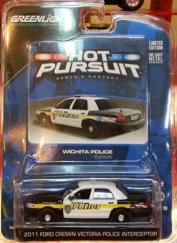 Greenlight 2011 Ford Crown Victoria