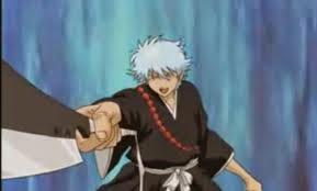 anime yang pernah diparodikan Gintama